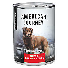 American Journey ™ Premium Loaf Wet Dog Food - Natural, Grain Free
