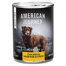 American Journey ™ Stew In Gravy Wet Dog Food - Natural, Grain Free