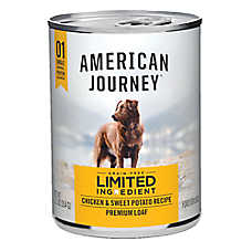 American Journey ™ Limited Ingredient Wet Dog Food - Natural, Grain Free
