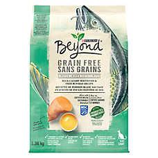 Purina® Beyond® Grain Free Natural Cat Food - Ocean Whitefish & Egg