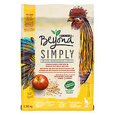 Purina® Beyond® Simply Natural Cat Food - Chicken & Oat Meal