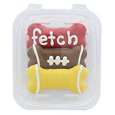 Molly's Barkery Gourmet Fetch Bones Dog Treat Gift Box - 3 Pack