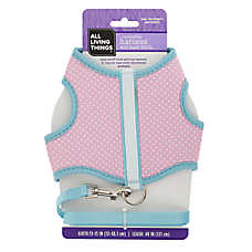All Living Things® Reversible Small Pet Harness & Leash