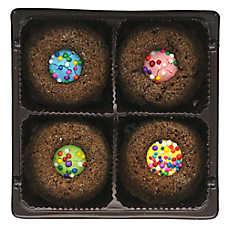 Molly's Barkery Gourmet Tiny Donuts Dog Treat Gift Box
