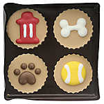 Molly's Barkery Gourmet Peanut Butter Cups Dog Treat - 4 Pack