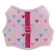 Top Paw® Hearts Vest Puppy Dog Harness