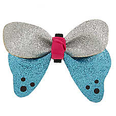 Top Paw® Butterfly Puppy Collar Slide