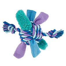 Top Paw® Knotted Ball Puppy Dog Toy - Rope