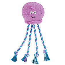 Top Paw® Octopus Puppy Dog Toy - Plush, Rope