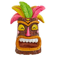 Top Fin® Tiki Totem Cave Aquarium Ornament