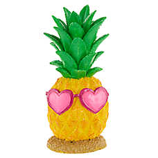 Top Fin® Pineapple Aquarium Ornament