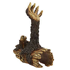 Top Fin® Log Hand Aquarium Ornament
