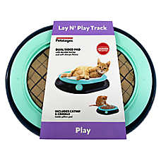 Petstages® Lay & Play Track Cat Toy