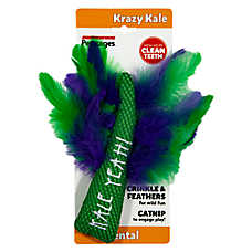 Petstages® Dental Krazy Kale Cat Toy