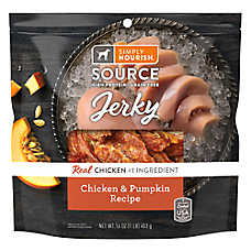 Simply Nourish® SOURCE ™ Jerky Dog Treat - Natural, High Protein, Grain Free