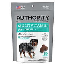 Authority® Multivitamin Adult Dog Sof Chew