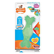 Nylabone® Puppy Fill, Chill, & Freeze Dog Toy