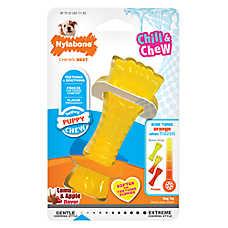 Nylabone® Chill & Chew Puppy Dog Toy
