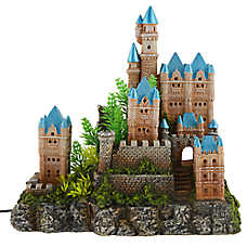 Top Fin® Enchanted Castle LED Aquarium Ornament