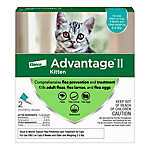 Advantage® II 2-5 lbs Kitten Flea Prevention & Treatment