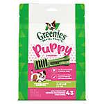 GREENIES® 6 Month+ Puppy Teenie Dental Dog Treat