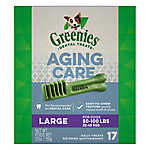 GREENIES® Aging Care Dental Dog Treat, 27 oz
