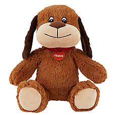 "PetSmart ""Chance"" the Dog Toy - Plush, Squeaker"