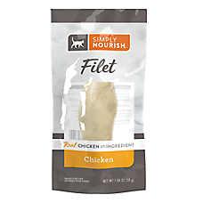 Simply Nourish® Filet Cat Treat - Natural