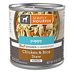 Simply Nourish® Stew Puppy Food - Natural