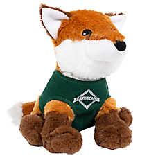 Beaver Canoe Fox Dog Toy with Tee - Plush