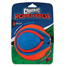 Chuckit!® Rope Fetch Dog Toy