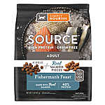 Simply Nourish® SOURCE ™ Adult Cat Food - Natural, Grain Free, High Protein, Kibble + Real Sal