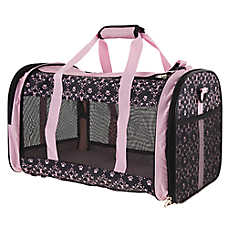Whisker City® Soft-Sided Cat Carrier