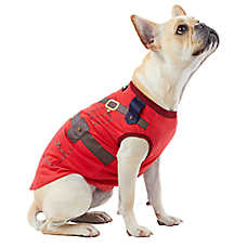 Top Paw® Canada Day Mounty Pet Tee