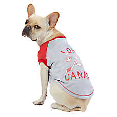 "Top Paw® Canada Day ""Oh Canada"" Pet Tee"