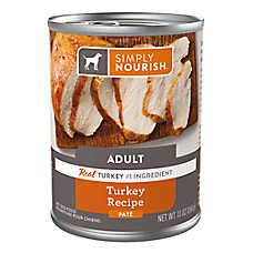 Simply Nourish® Pate Wet Dog Food - Natural
