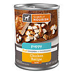 Simply Nourish® Pate Puppy Food - Natural