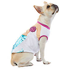 Top Paw® Summer Fun Mermaid Body Pet Tee