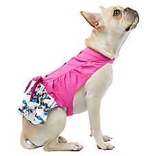 Top Paw® Summer Fun Pleated Pet Dress