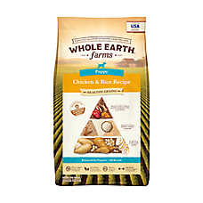 Whole Earth Farms® Puppy Food - Natural
