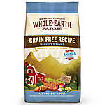 Whole Earth Farms® Healthy Weight Dry Dog Food - Natural, Grain Free
