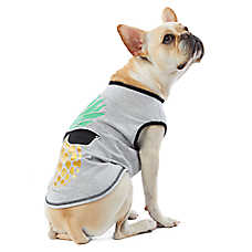Top Paw® Summer Fun Cool Pineapple Pet Tee