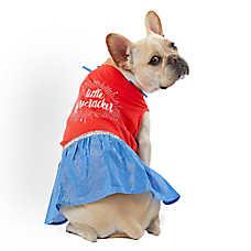 """Top Paw® Americana """"Little Firecracker"""" Pet Dress"""