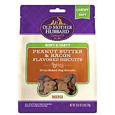 Old Mother Hubbard® Soft & Tasty Mini Biscuit Dog Treats - Natural