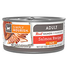 sale 99¢ ea.	when you buy 10+ Simply Nourish® cat food, 1.4-3 oz. cups, pouches, and cans