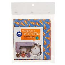 Whisker City® Hipcat Paper Party Sacks - 3 Count