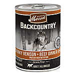 Merrick® Backcountry® Chunky Dinner Adult Dog Food - Natural, Grain Free