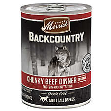 Merrick® Backcountry® Adult Dog Food - Grain Free