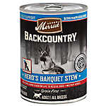 Merrick® Backcountry® Hero's Banquet Stew Adult Dog Food - Grain Free