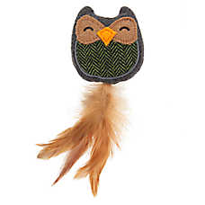 Whisker City® Silverfrenzy™ Owl Cat Toy